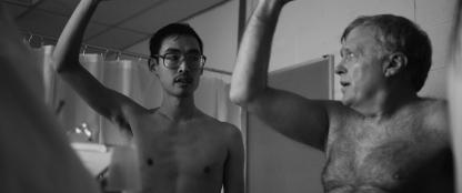 Actor and Creative Producer at Rosco Films, Ken Ogasawara (2015)