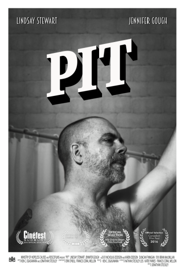 "Official ""Pit"" poster (2015)"